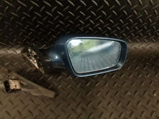 2002 AUDI A3 1.8T 3DR DRIVERS WING MIRROR ELECTRIC BLUE