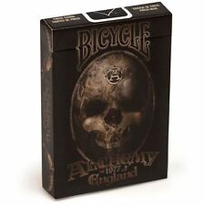 Playing Cards Alchemy II England Bicycle Poker Deck 1 Pack,