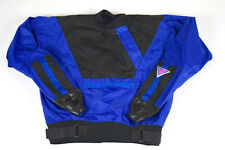 Stohlquist Kayak Water Sport Royal Blue Dry Top Mens M