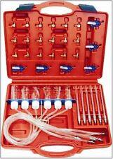 Diesel Injector Flow Test Tool Kit Common Rail Adaptor Fuel Tester Set N008293