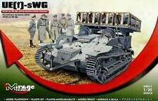 UE(f)-sWG 40/28 Wk Spr WW II GERMAN ROCKET LAUNCHER (WEHRMACHT MKGS)1/35 MIRAGE
