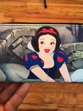 NWT Loungefly Disney Snow White Zip Around Wallet Purse