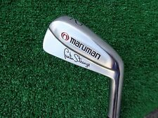 Maruman Golf Limited Edition Curtis Strange 2 Iron 717 / 750 CS-1 Steel S400 RH