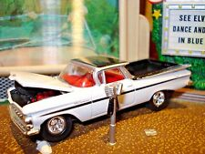 100% HOT WHEELS 1959 CHEVROLET EL CAMINO LIMITED EDITION 1/64