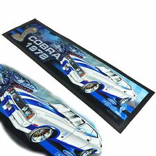 Ford - COBRA - 1978 - BAR RUNNER - Non-slip - Bar Glass Mat