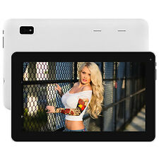 "10.1"" Android 4.4 Touch Screen 16GB Tablet PC WiFi Quad-Core  Dual Cameras E2"