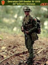 ACE Operation Cliff Dweller IV 1970 25th Infantry Division 1/6 action figure