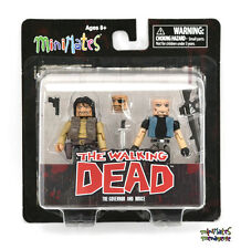 Walking Dead Minimates Series 4 The Governor & Bruce