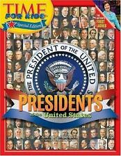 Time for Kids: Presidents of the United States-ExLibrary