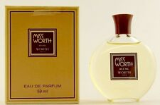(GRUNDPREIS 118,47€/100ML) VINTAGE WORTH  MISS WORTH 59ML EAU DE PARFUM SPLASH