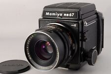 Exc++++ Mamiya RB67 Pro S with Sekor C 90mm f3.8  Lens from Japan a087