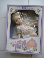 Vintage Tiny Tears Doll-Ideal Classics-1982 with Original Box