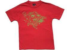 QUIKSILVER T-Shirt Top Vest Tank Shirt AGE 12 years Red Quicksilver