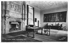 BR80777 the chapel room  fountain hall real photo   uk