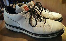 Vintage BOKS/Reebok Calf Skin Oxford Shoes Size 11. Lace up Dr Martens look