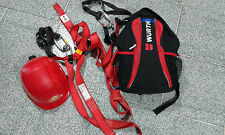 attrezzatura imbragatura  per arrampicate