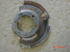 Jeep Dana 30 front backing plate Right side pass. Wrangler Cherokee disc brake