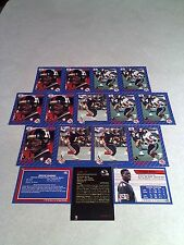 *****Reggie Barnes*****  Lot of 32 cards.....5 DIFFERENT / Football / CFL