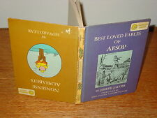 Dandelion Library Best Loved Fables of Aesop Nonsense Alphabets Tenniel