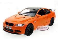 1:32 BMW M3 GTS Alloy Diecast Vehicle Car Model Toy With Sound&Light Orange 1912