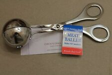 HIC Meat Baller, Stainless Steel