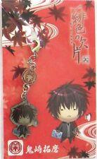 Hiiro no Kakera Takuma Onizaki Fastener Metal Charm Anime Manga Game MINT