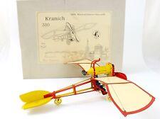 Vintage Kranich 310 DBS Blechspielwaren Windup German Tin Plane