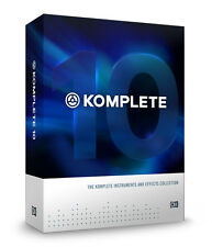 Native Instruments Komplete 10 Crossgrade (NUOVO)