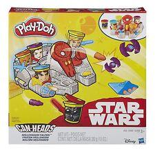 Play-Doh Star Wars Can Cabezas - Halcón Milenario Parque infantil NUEVO
