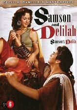SAMSON AND DELILIAH (1949 Victor Mature)   DVD - PAL Region 2 &  New