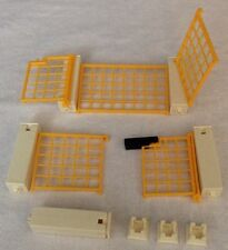 REPLACEMENT Playmobil 4009 Super Set Animal Care Station Zoo Vet Clinic GATES