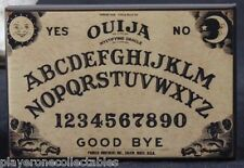 "Ouija Board 2"" X 3"" Fridge / Locker Magnet. Occult"