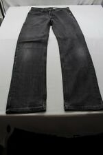 G9054 Levi's 505 Regular Fit, Straight Leg Grau W32 L34 Sehr gut