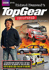 Richard Hammond's Top Gear Uncovered - The DVD Special (DVD, 20 - Good Condition