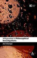 Wittgenstein's 'Philosophical Investigations': A Reader's Guide (Reader's Guides