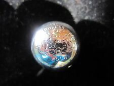 """2014 Somalia  3D Geometric Shapes -Year of Math """"Sphere for Earth"""" Shaped Coin"""