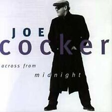 CD nuovo incelofanato Across from Midnight Import Joe Cocker  Audio CD