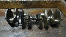 1981 YAMAHA XJ650 MAXIM XJ 650 YM291 ENGINE CRANKSHAFT CRANK SHAFT