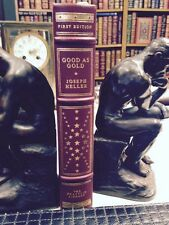 Franklin Library: Joseph Heller: Good As Gold: Catch 22 Author