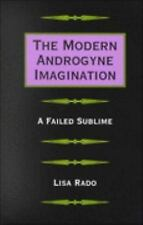 THE MODERN ANDROGYNE IMAGINATION NEW PAPERBACK BOOK