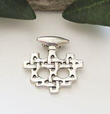 """Anhänger """" Viking Cross Haithabu """", 925 Silber , verziert , Schmuck,NEU,Wikinger"""