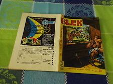GLI ALBI DEL GRANDE BLEK # 34 - BLEK LE ROC - ( LIBRETTO )ORIGINALE
