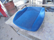 FIAT PUNTO FRONT SEAT BASE CUSHION DARK BLUE AND GOLD SPOTS FROM MARK 2-3 99-06