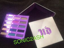 BNIB URBAN DECAY 15 YEAR ANNIVERSARY EYSHADOW Collection PALETTE 15th NEW $270