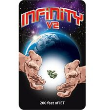 INFINITY V2 200FT INVISIBLE ELASTIC THREAD BY INFINITY PRODUCTIONS MAGIC TRICKS