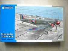 Special Hobby-1/48-#SH48102-SUPERMARINE SEAFIRE MK.II(TORCH AND AVALANCHE)