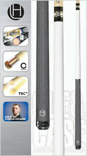 Lucasi L-HT87 LHT87 Hybrid Pool Cue w/ Zero Flexpoint Shaft & FREE Shipping