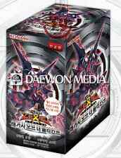 "YUGIOH CARDS ""Legacy of the Valiant"" BOOSTER BOX / Korean Ver"