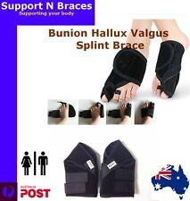 Bunion Splints Foot Toe Pain Relief  Hallux Valgus Splint Brace
