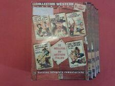 LA COLLECTION WESTERN SEVEN SEPT INTEGRALE REMASTERISÉE COFFRET 5 DVD